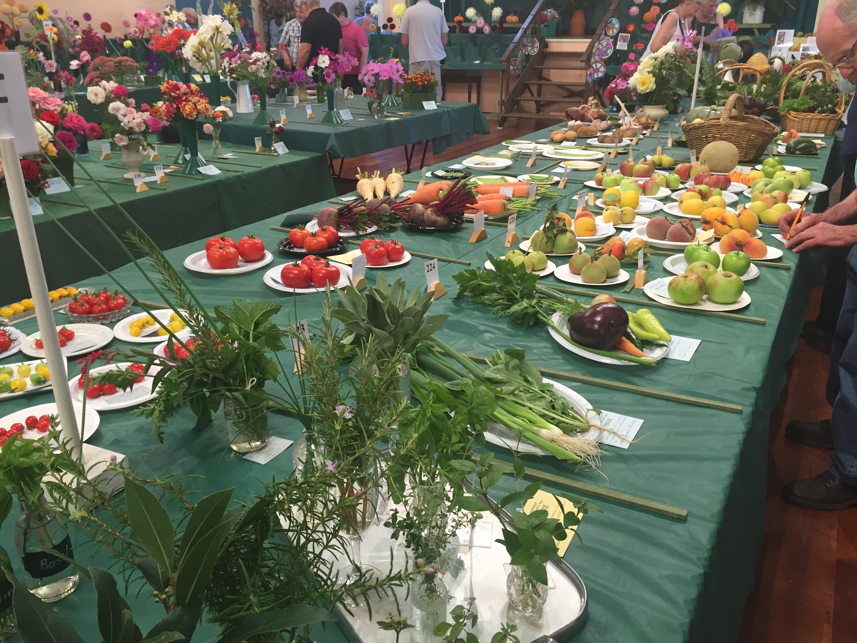 56th Autumn Flower Show  'Down on the Farm'