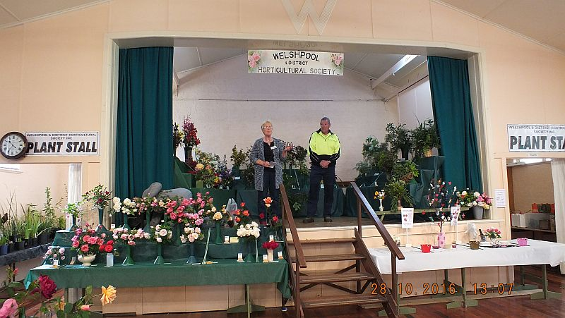 The Welshpool & District Horticultural Society - 56th Spring Show