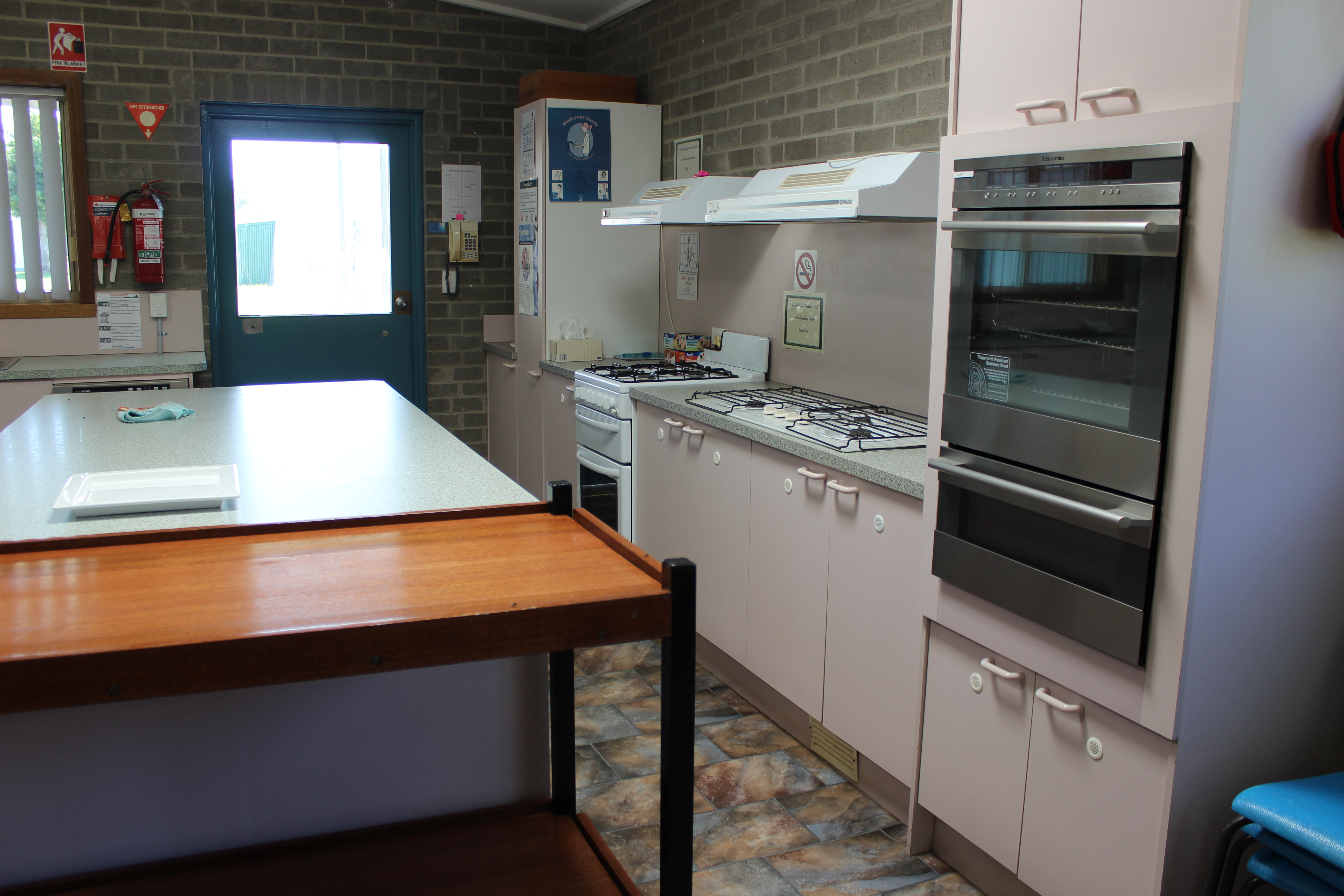 Full Commercial Kitchen